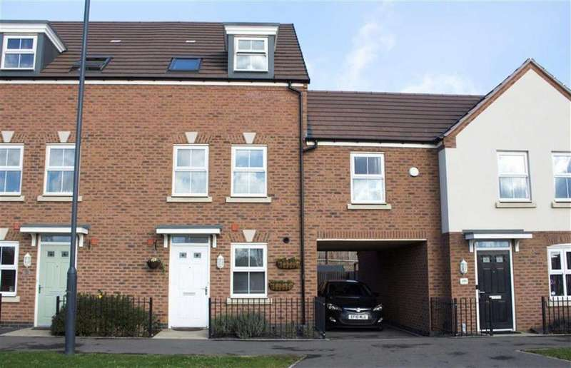 3 Bedrooms Terraced House for sale in Queen Elizabeth Road, Nuneaton