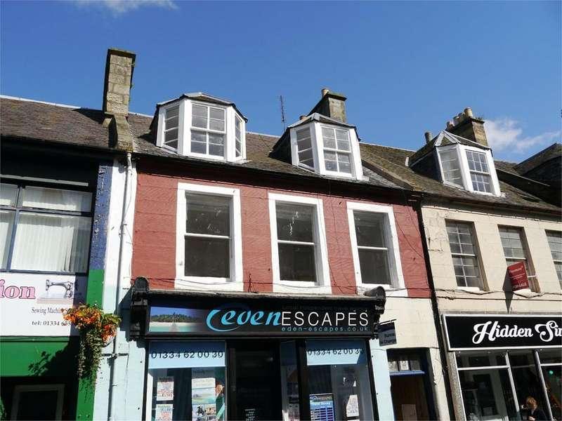 2 Bedrooms Flat for rent in 13b Bonnygate, Cupar, Fife