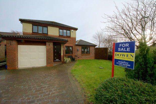 4 Bedrooms Detached House for sale in ROAST CALF LANE, BISHOP MIDDLEHAM, SEDGEFIELD DISTRICT
