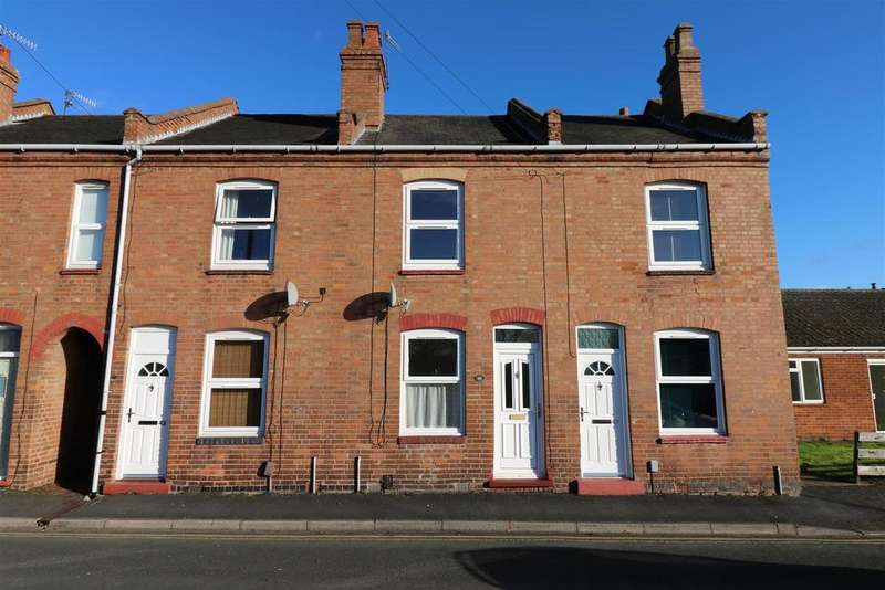 2 Bedrooms Terraced House for sale in Pickard Street Warwick