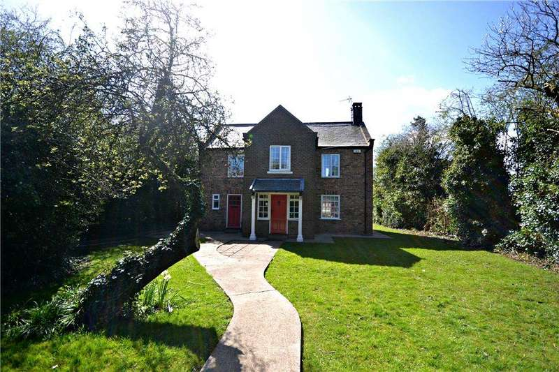 4 Bedrooms Detached House for sale in West Green, Stokesley, North Yorkshire