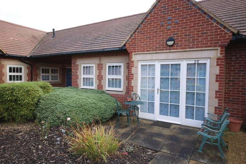 1 Bedroom Terraced Bungalow for sale in Rutland Care Village