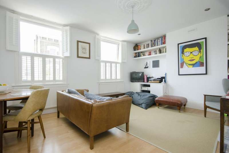 3 Bedrooms Flat for sale in Foulden Road, London, N16