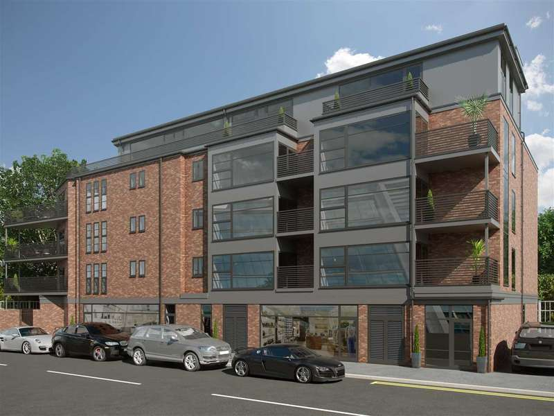 2 Bedrooms Apartment Flat for sale in Victoria Central, Victoria Road, Chelmsford
