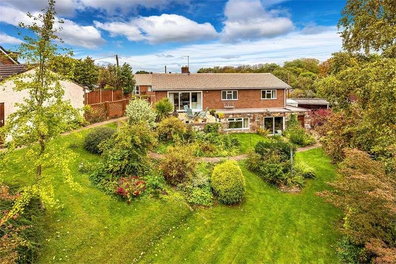 5 Bedrooms Detached House for sale in Xanadu, 78 Limekiln Lane, Lilleshall, Newport, Shropshire, TF10