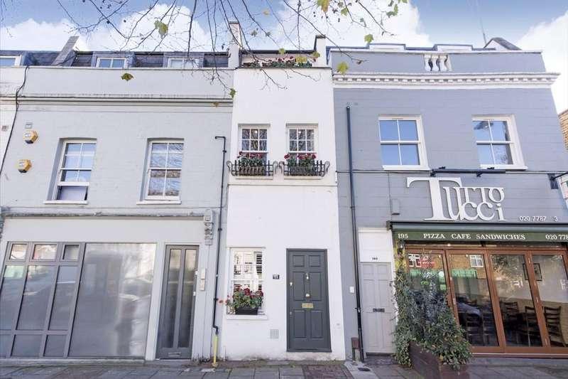 4 Bedrooms Terraced House for sale in St. John's Hill, Battersea, London