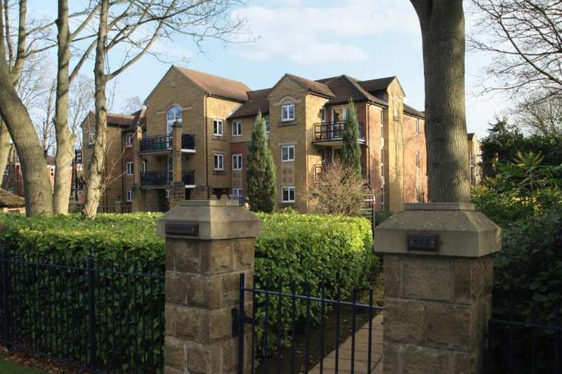 2 Bedrooms Apartment Flat for sale in THE HIGHLANDS, 622 HARROGATE ROAD, LEEDS, LS17 8WA