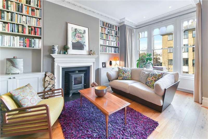 3 Bedrooms Flat for sale in Roseleigh Avenue, Highbury, London, N5