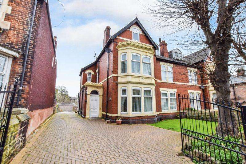 6 Bedrooms Semi Detached House for sale in Gerard Road, Rotherham