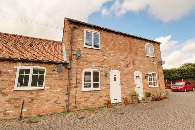 2 Bedrooms Terraced House for rent in Church Farm Mews, Belton