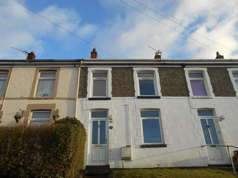 3 Bedrooms Terraced House for rent in Bryn Awel , Crynant, Neath, Neath Port Talbot.