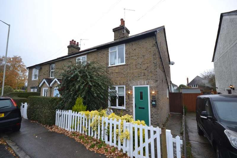 2 Bedrooms Cottage House for sale in Ongar Road, Writtle, Chelmsford, Essex, CM1
