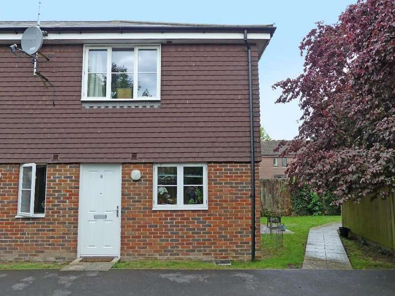 1 Bedroom Flat for sale in Amberley Mews Burgess Hill West Sussex RH15