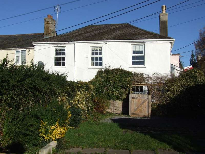 3 Bedrooms End Of Terrace House for sale in Chudleigh Knighton, Devon