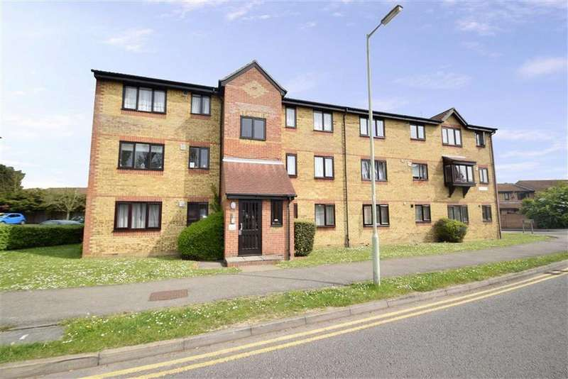2 Bedrooms Apartment Flat for sale in Sark House, West Watford, Herts