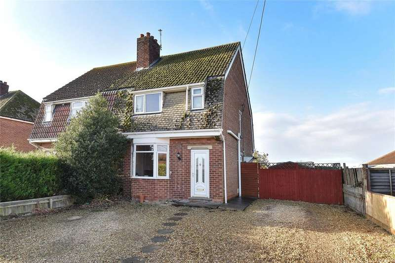 3 Bedrooms Semi Detached House for sale in Drayton Road, Swineshead, PE20