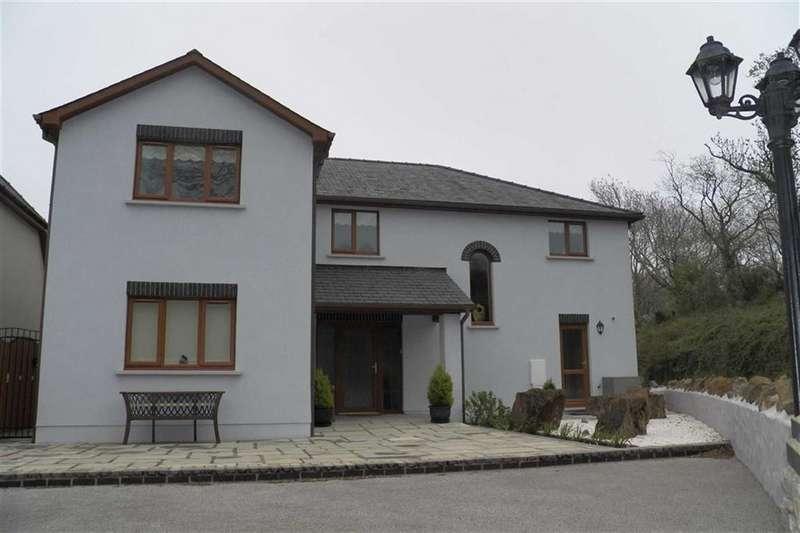 5 Bedrooms Detached House for sale in Ocean View, Pendine