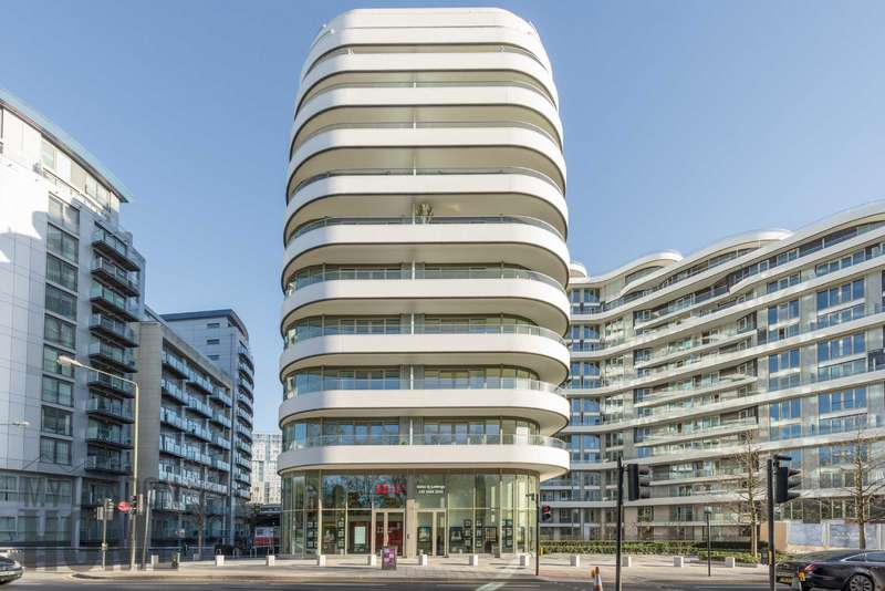 2 Bedrooms Apartment Flat for sale in Altissima House, Vista, Chelsea Bridge, Battersea, SW8