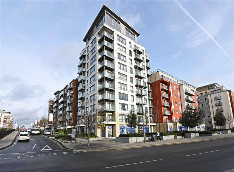 2 Bedrooms Flat for sale in East Drive, Colindale, London