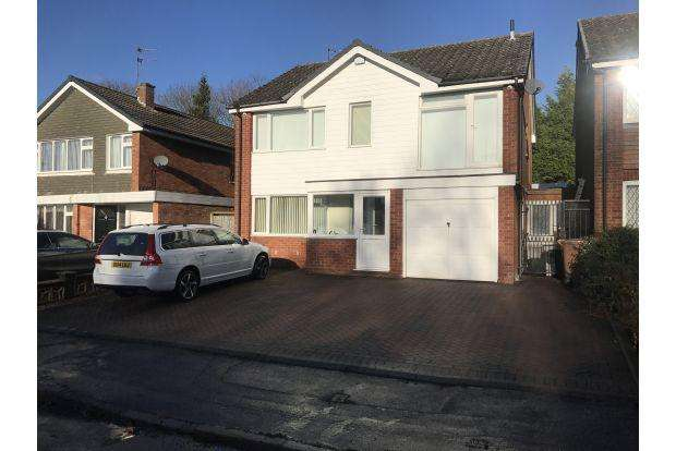 4 Bedrooms Detached House for sale in NEWQUAY ROAD, WALSALL