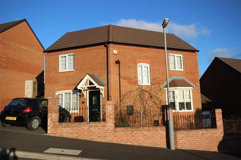 3 Bedrooms Detached House for sale in Ley Hill Farm Road, BIRMINGHAM, West Midlands