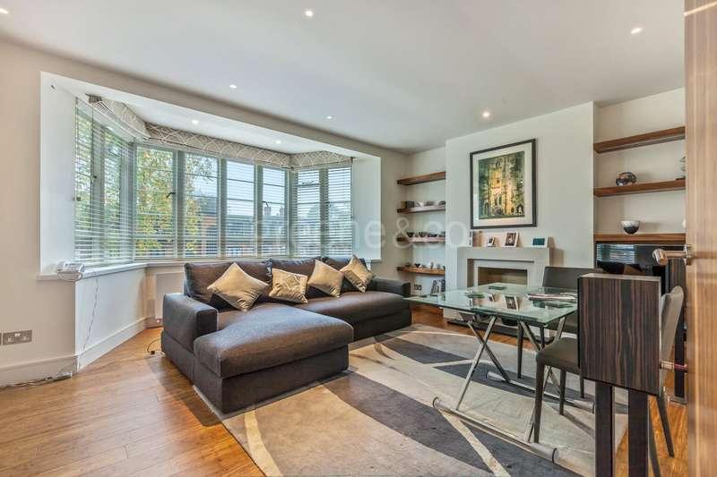 2 Bedrooms Flat for sale in Wedderburn Road, Belsize Park, London, NW3