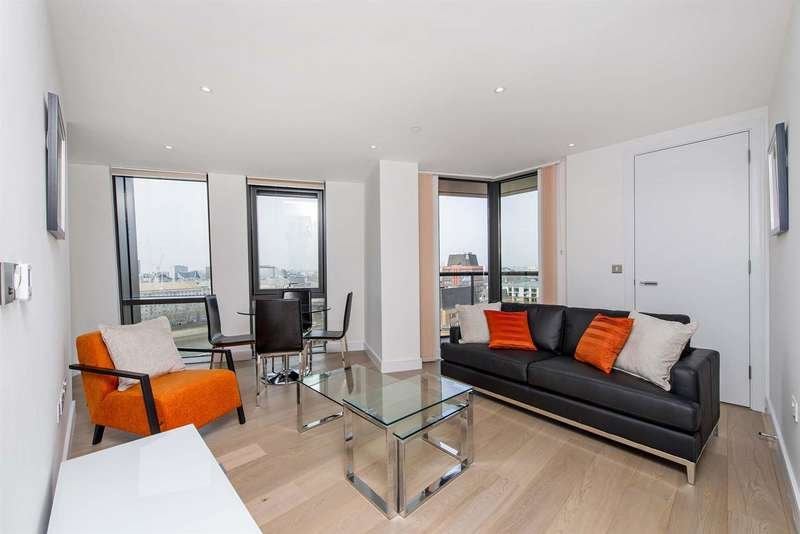 2 Bedrooms Flat for sale in Parliament House, 81 Black Prince Road, Lambeth, London SE1