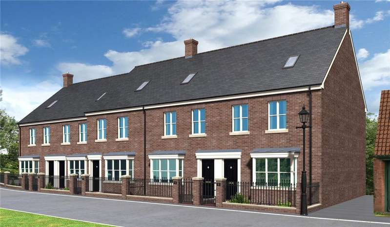 3 Bedrooms Terraced House for sale in Marmaduke Place, Norton