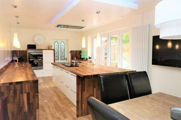 5 Bedrooms Bungalow for sale in Tennis Avenue, Melton Mowbray, LE13