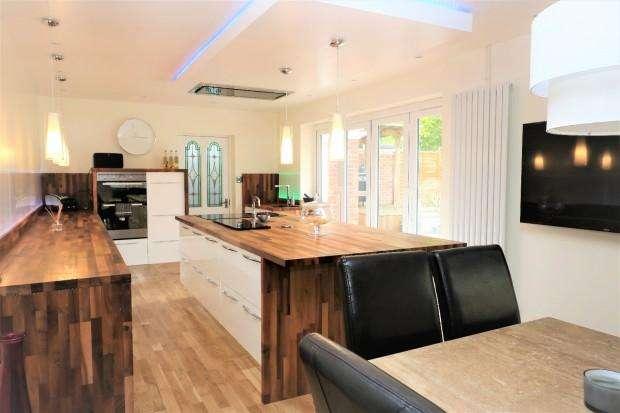 5 Bedrooms Bungalow for sale in Tennis Avenue, Melton Mowbray, LE13