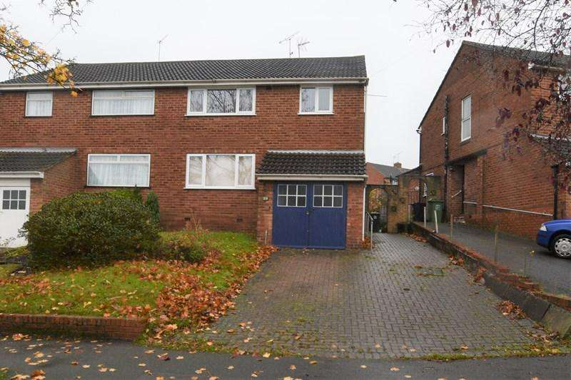 3 Bedrooms Semi Detached House for sale in Harport Road, Redditch