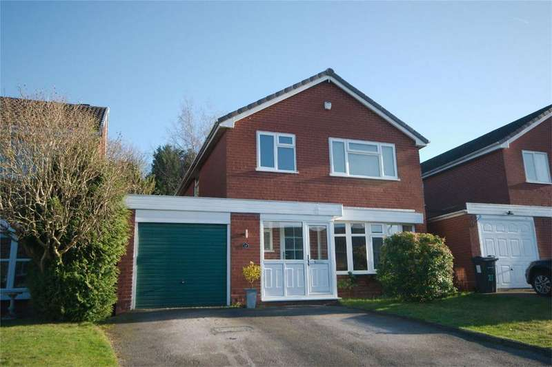 4 Bedrooms Detached House for sale in Chelsea Drive, Four Oaks, Sutton Coldfield, West Midlands