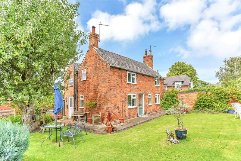 3 Bedrooms Detached House for sale in The Row, Rotherby, Melton Mowbray