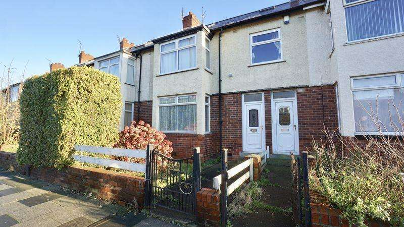 2 Bedrooms Apartment Flat for sale in Chillingham Road, Heaton