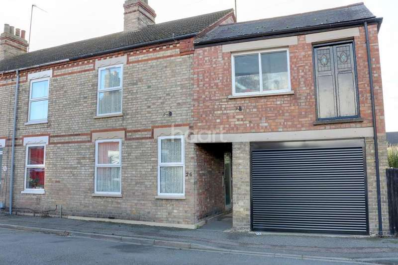 3 Bedrooms End Of Terrace House for sale in Cannon Terrace, Wisbech