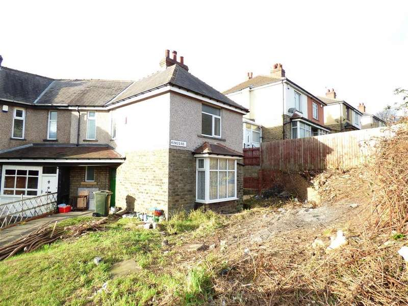 2 Bedrooms Semi Detached House for sale in Bolton Lane, Bradford