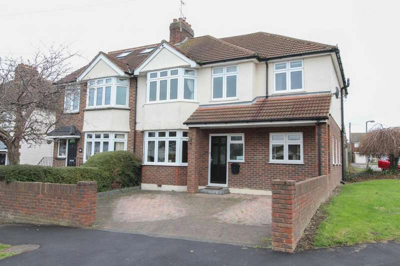 4 Bedrooms Semi Detached House for sale in Mascalls Lane, Brentwood, Essex, CM14