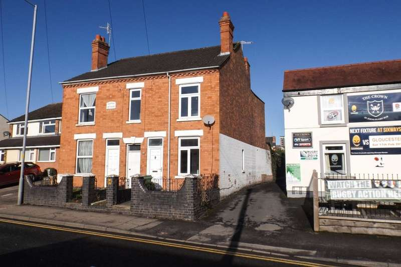 2 Bedrooms Semi Detached House for sale in Bransford Road, Worcester, WR2