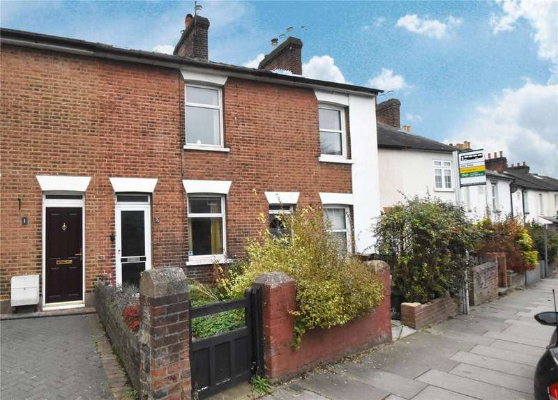 3 Bedrooms House for sale in Camp Road, St. Albans, Hertfordshire