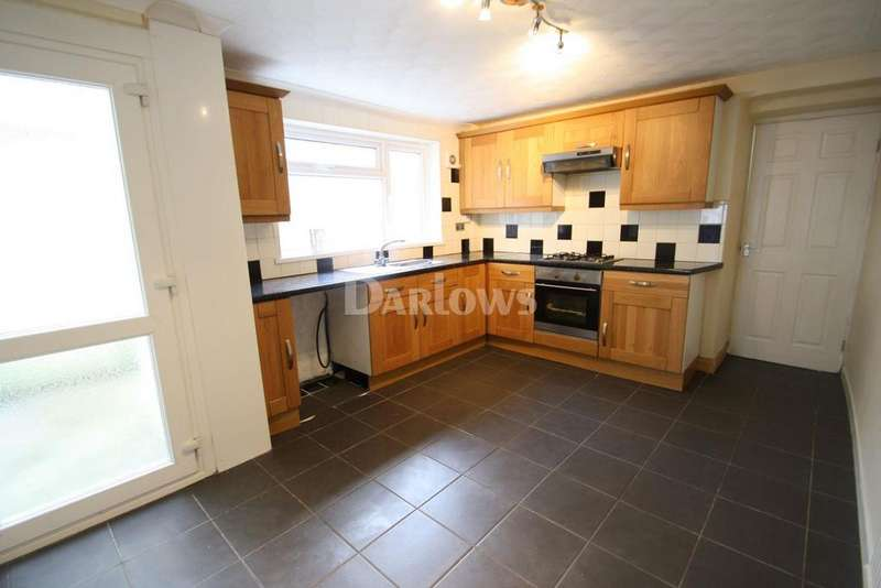 3 Bedrooms End Of Terrace House for sale in Dunraven Street, Treherbert