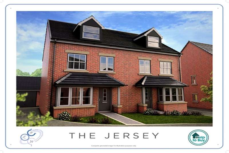 4 Bedrooms Semi Detached House for sale in Kings Court, Wombwell, Barnsley, S73