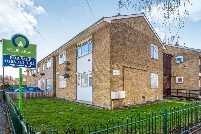 2 Bedrooms Flat for sale in Peterstone Road, Abbey Wood, London, SE2