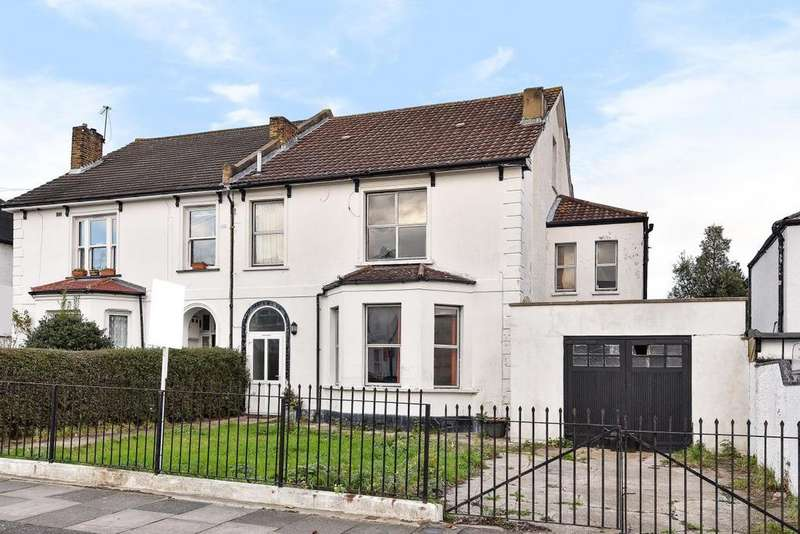 5 Bedrooms Semi Detached House for sale in Wheathill Road, Anerley
