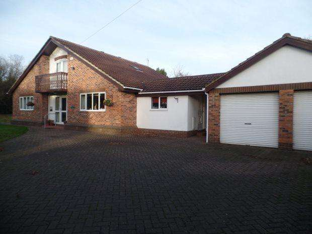 4 Bedrooms Detached Bungalow for sale in WELLFIELD ROAD NORTH, WINGATE, PETERLEE AREA VILLAGES