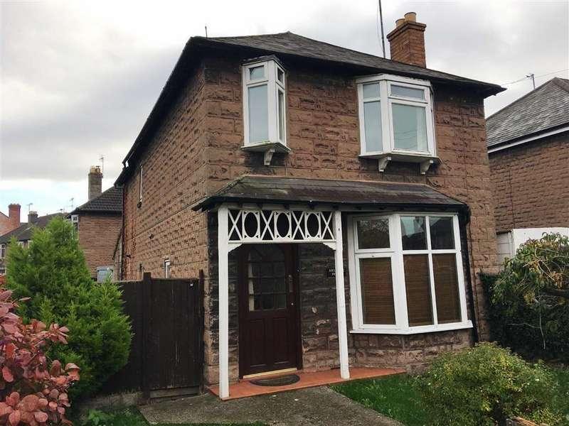 3 Bedrooms Detached House for sale in Monkmoor Road, Shrewsbury