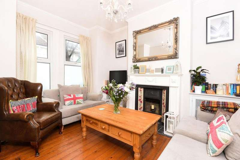 2 Bedrooms Terraced House for sale in Fairlight Road, Tooting