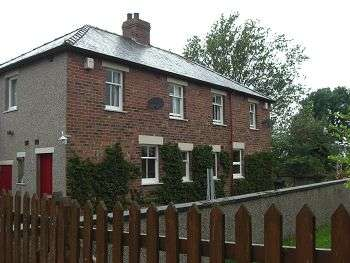 3 Bedrooms Semi Detached House for rent in Blackwell Hall Cottages, Carlisle, Cumbria, CA2 4SN