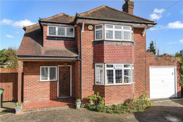 3 Bedrooms Detached House for sale in Lammas Road, Slough