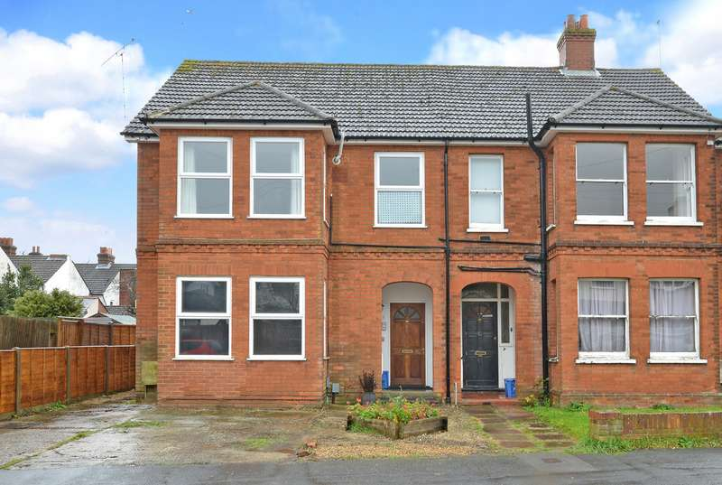 2 Bedrooms Maisonette Flat for sale in Northbrook Road, Aldershot GU11