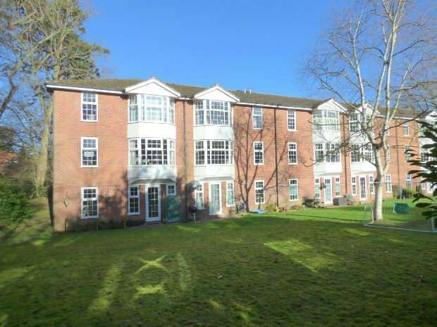 2 Bedrooms Flat for sale in Armadale Court, Westcote Road, West Reading,